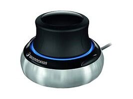 3Dconnexion SpaceNavigator SE 3D Navigation Device, USB, 3DX-700028, 7308024, Mice & Cursor Control Devices
