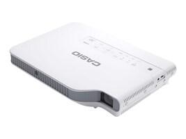 Casio XJ-A252 Slim WXGA DLP Projector, 3000 Lumens, White, XJ-A252, 17428767, Projectors