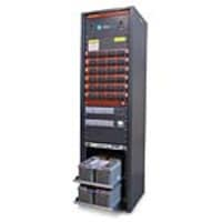 ZincFive 48kW UPS, Online Double Conversion, 3-Phase, 208VAC, N-Z Battery, 48-3-208, 36401228, Battery Backup/UPS