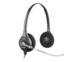 Plantronics HW261 Headset, 64337-31, 11138321, Headsets (w/ microphone)