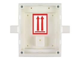 Axis 2N IP VERSO 1M FLUSH BOX, 01284-001, 41062281, Locks & Security Hardware