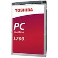 Toshiba 1TB L200 Laptop PC SATA 6Gb s 2.5 Internal Hard Drive, HDWL110UZSV, 36620594, Hard Drives - Internal