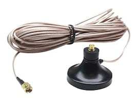Premiertek RP-SMA Male to RP-SMA Female RG316 Cable & Magnetic Plate (8m), MP-8M, 32333141, Wireless Antennas & Extenders