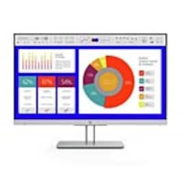 HP EliteDisplay E243p 23.8 Full HD LED-LCD Monitor with SureView, Silver Black, 5FT13A8#ABA, 36741281, Monitors