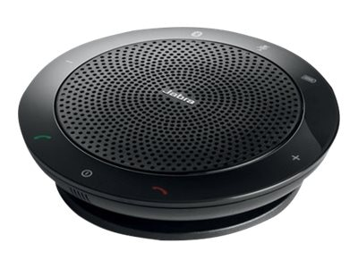 Jabra Speak 510+ UC, 7510-409, 15694199, Headsets (w/ microphone)