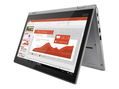 Lenovo TopSeller ThinkPad L380 Yoga Core i5-8250U 1.6GHz 8GB 256GB PCIe ac BT WC 13.3 FHD MT W10P64 Silver, 20M7000KUS, 36738752, Notebooks - Convertible