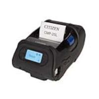 Citizen CBM CMP-25L USB Android & IOS Bluetooth ZPL Mobile Printer, CMP-25BTUZL, 36800413, Printers - Bar Code