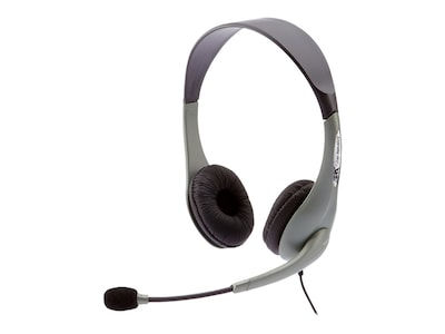Cyber Acoustics USB Stereo Headset, AC-851B, 13130509, Headsets (w/ microphone)