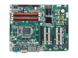 Advantech Motherboard, LGA 1156 Supprorts Core I7 I5 I3 PENTIUM ATX IMB Q57, AIMB-780QG2-00A1E, 36669179, Motherboards