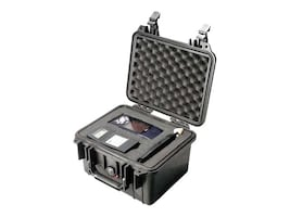 Pelican 1300 Case with Foam, Black, 1300-000-110, 9760102, Carrying Cases - Other