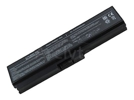 Arclyte Battery Performance-Lithium 6-cell for Toshiba Satellite, N00310, 16206871, Batteries - Notebook