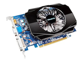 Gigabyte Tech GeForce GT 730 PCIe 2.0 Graphics Card, 2GB DDR3, GV-N730-2GI, 17498554, Graphics/Video Accelerators