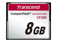 Transcend Information TS8GCF220I-P Main Image from Front