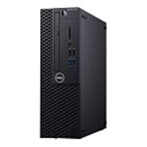 Open Box Dell OptiPlex 3070 SFF Core i5-9500 3.0GHz 8GB 256GB SSD UHD630 DVD+RW GbE VGA W10P64, CPJT9, 38285048, Desktops
