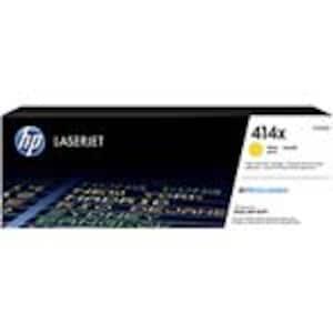 HP 414X (W2023X) High Yield Magenta Original LaserJet Toner Cartridge, W2023X, 37145203, Toner and Imaging Components - OEM