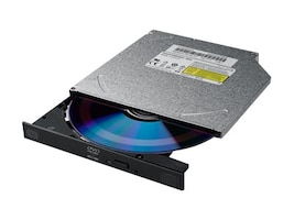 Lite-On It DS-8ACSH SLIM SATA DVDRW, DS-8ACSH, 25875946, DVD Drives - Internal