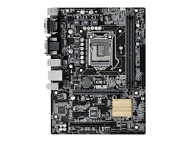 Asus H110M-C/CSM Main Image from Front