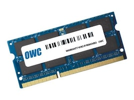 Other World 4GB PC3-10600 204-pin DDR3 SDRAM SODIMM, OWC1333DDR3S4GB, 35173382, Memory