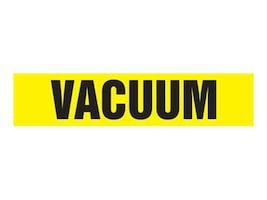 Panduit Self Stick Pipe Marker, Vacuum, Yellow, Size D, PPMA1617D, 36037260, Tools & Hardware