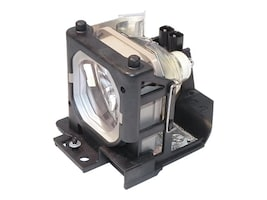 Ereplacements Front projector lamp for Hitachi CP-HX1085, CP-HX2060, CP-S335, CP-X335, CP-X340, CP-X345, DT00671-ER, 10893607, Projector Lamps
