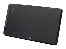 Adesso CyberTablet W9 Wireless Widescreen Graphic Tablet, 8 x 5, CYBERTABLET W9, 35518117, Graphics Tablets