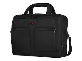 Wenger BC PRO DUAL COMPRT LAPTOP CASE, 606464, 41061077, Carrying Cases - Other