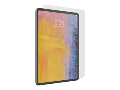Zagg InvisibleShield Glass+ Screen Protector for 12.9 iPad Pro, 200102086, 36418759, Protective & Dust Covers