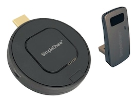 InFocus SimpleShare Transmitter w Paired USB Touch Adapter, INA-SIMTTM1, 36750479, Wireless Presentation Systems & Hardware