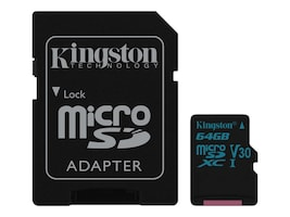 Kingston SDCG2/64GB Main Image from Front