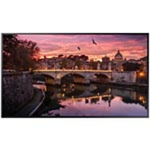 Open Box Samsung 49 QBR Series 4K Ultra HD LED-LCD Display, QB49R, 38112251, Monitors - Large Format