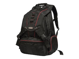 Mobile Edge 17.3 Premium Backpack, Black w  Red Trim, MEBPP7, 35401904, Carrying Cases - Notebook