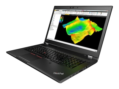 Lenovo TopSeller ThinkPad P72 Core i7-8750H 2.2GHz 16GB 512GB PCIe ac BT FR 2xWC P600 17.3 FHD W10P64, 20MB002GUS, 36055222, Workstations - Mobile