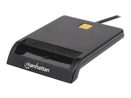 Manhattan USB Smart Card External Reader, 102049, 34840462, PC Card/Flash Memory Readers