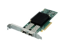 Atto Dual-Channel 32Gb s Gen 6 Fibre Channel PCIe 3.0 HBA, CTFC-322E-000, 32913824, Host Bus Adapters (HBAs)