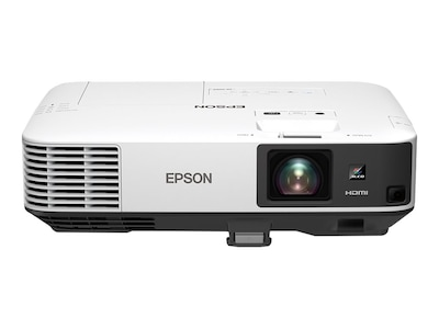 Epson PowerLite 2065 Wireless XGA 3LCD Projector, 5500 Lumens, White, V11H820020, 33566262, Projectors