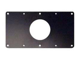 Chief Manufacturing 200 x 200mm VESA Small Flat Panel Interface Bracket, Black, FSB4041, 19508488, Mounting Hardware - Miscellaneous