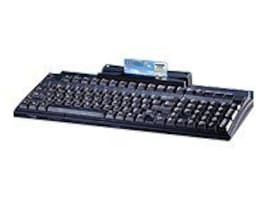 PrehKeyTec MC147 Keyboard, Programmable, 3 Track, Wired, PS 2, USB, MC147BMU, 11581816, Bar Coding Accessories
