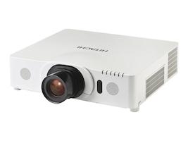Hitachi CP-WU8461 WUXGA 3LCD Projector, 6000 Lumens, White, CP-WU8461, 30665927, Projectors