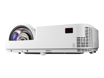 NEC M333XS XGA DLP Projector, 3300 Lumens, White, NP-M333XS, 30597590, Projectors