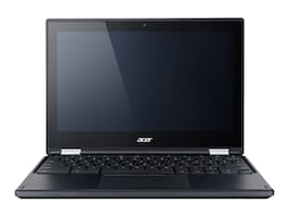 Acer Chromebook C738T-C5R6 Celeron N3150 1.6GHz 4GB 32GB ac BT WC 11.6 HD MT Chrome, NX.G55AA.003, 30823323, Notebooks - Convertible