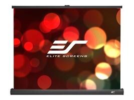 Elite PicoScreen Series Projection Screen, MaxWhite, 4:3, 35, PC35W, 12765334, Projector Screens