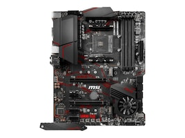 MSI Computer X570GAMINGPLUS Main Image from Front