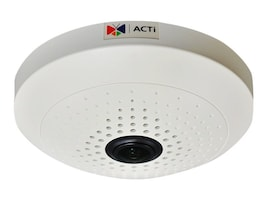 Acti B56 3MP Indoor Superior WDR Fisheye Dome Camera, B56, 16666034, Cameras - Security