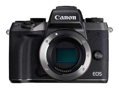 Canon EOS M5 Mirrorless Camera with 15-45mm f 3.5-6.3 IS STM Lens Kit, 1279C011, 35159724, Cameras - Digital
