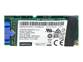 Lenovo 32GB ThinkSystem SATA 6Gb s M.2 CV3 Solid State Drive, 7N47A00129, 34357104, Solid State Drives - Internal