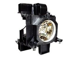 BTI Replacement Lamp for LC-XL100, PLC-XM100, PLC-XM100L, PLC-WM4500L, PLC-WM4500, LC-XL100L, LC-XL100A, POA-LMP137-BTI, 36969446, Projector Lamps
