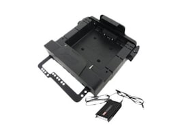 Gamber-Johnson 8 Vehicle Dock for ET50 55 with 12 32 Power Supply, 7170-0522, 34719531, Docking Stations & Port Replicators