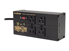 Tripp Lite IBAR4ULTRAUSBB Main Image from Front