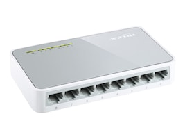 TP-LINK TL-SF1008D 8-port 10 100Mbps Desktop Switch, TL-SF1008D, 13685969, Network Switches