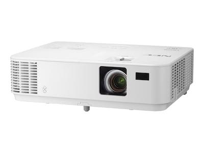 NEC VE303 SVGA DLP Projector, 3000 Lumens, White, NP-VE303, 31855765, Projectors